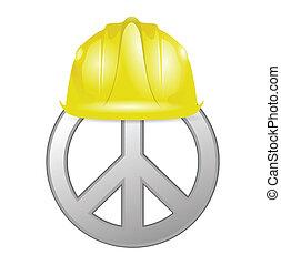 Frieden im Bau
