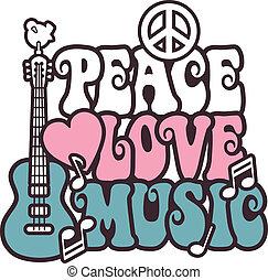 Friedensliebe Musik