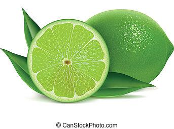 Frische Limonen