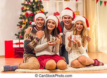 Frohe Weihnachten.