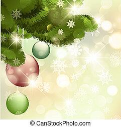 Frohe Weihnachten und frohes neues Jahr!
