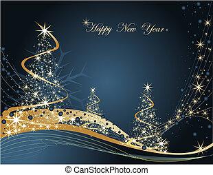 Frohes neues Jahr.
