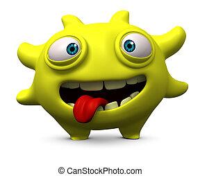 Frohes Virus.
