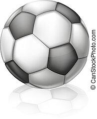 Fußball-Illustration