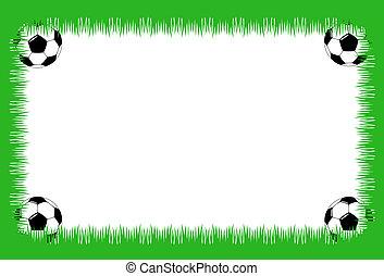 Fußball-Karte