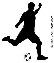Fußball und Fußball