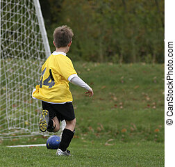 Fußballkind