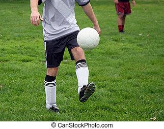 Fußballtraining
