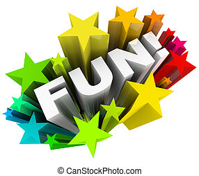 Fun Word Stars, Stellarunterhaltung zum Vergnügen