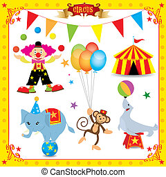 Fun Zirkus Set