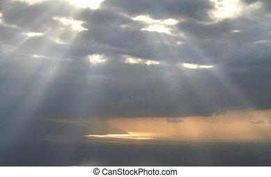 Göttlicher Lichthimmel