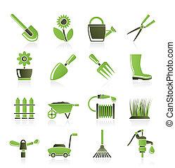 Garten- und Gartenwerkzeuge