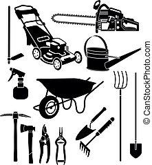 Gartenausrüstung