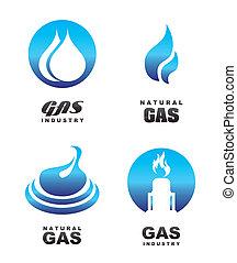 Gas-Ikonen