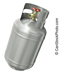 Gascontainer