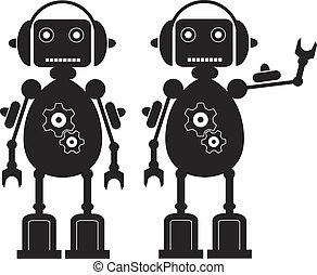 Gears Roboter