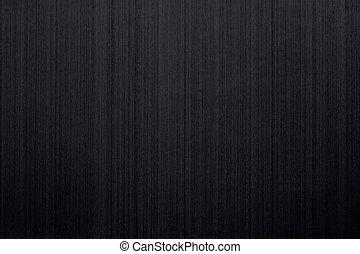 gebürstet, schwarz, aluminium