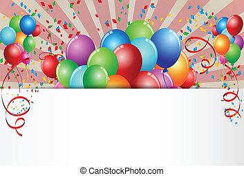 Geburtstagsfeier