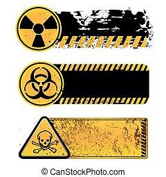 Gefährliche Warnung