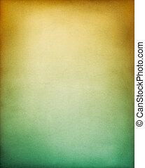 Gelber grüner Hintergrund