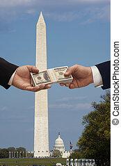 Geld und Politik
