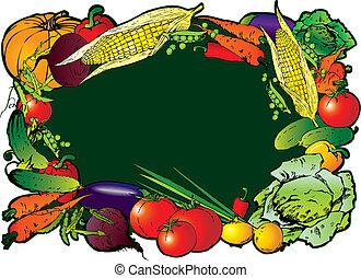 Gemüse.