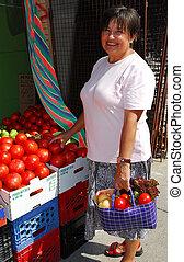 Gemüse kaufen