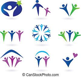 Gemeinschaft, Netz und soziale Ikonen