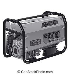generator, macht
