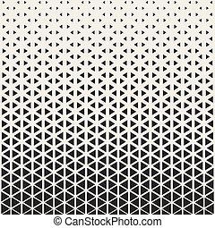 Geometrische Muster entwerfen.