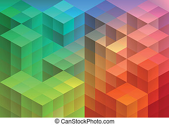 Geometrisches Hintergrund deaktivieren