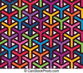 Geometrisches Muster deaktivieren