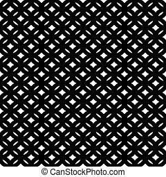 Geometrisches, nahtloses Muster abschaffen