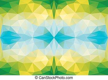 Geometrisches, nahtloses Vektormuster.