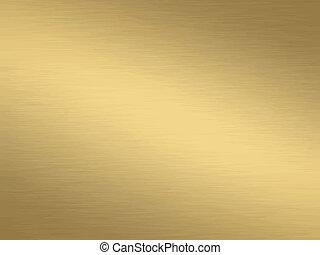 Gequetschtes Gold