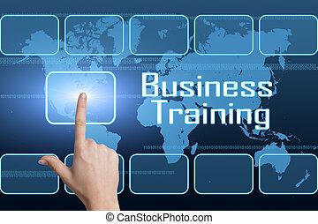 Geschäftsausbildung