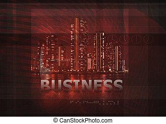 Geschäftshintergrund