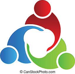 Geschäftslogodesign, Treffen 3