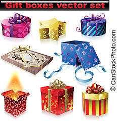 Geschenkeboxen