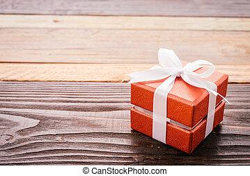 Geschenkkasten.