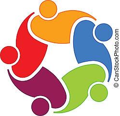 Gesellschaft 5 Logo