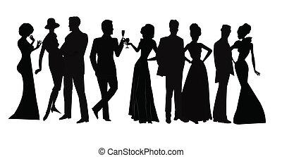 Gesellschaftliche Versammlung