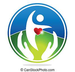 Gesundes menschliches und gesundes Herzlied