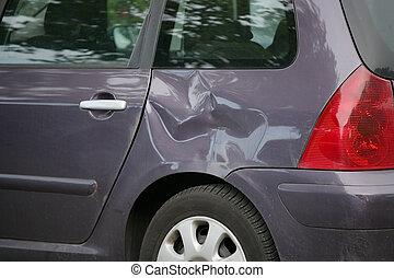 Gewürzte Autoseite