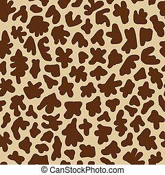 Giraffe Haut