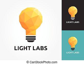 Glühbirne - Idee, kreative, Technologie-Icons.