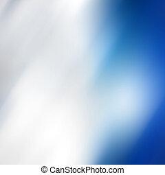 Glattblauer abstrakter Hintergrund