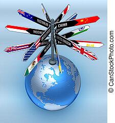 global, tourismus, geschaeftswelt