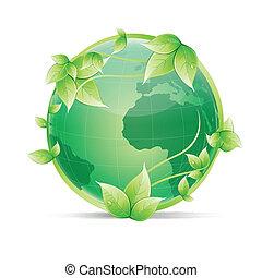 Globale Ökologie.