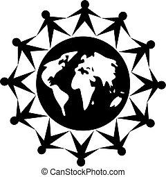 Globale Menschen